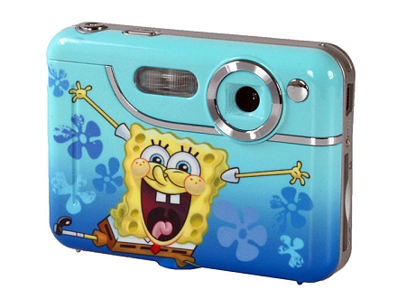 Camera foto Sponge Bob