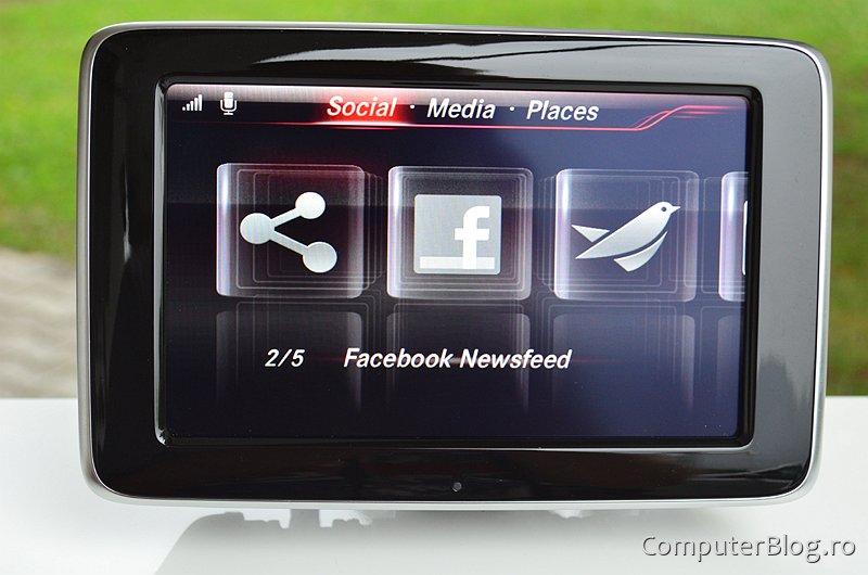 Facebook și Twitter pe bord