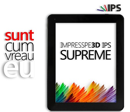 E-Boda Impresspeed IPS Supreme X100