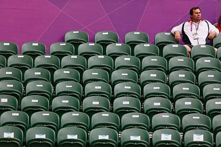 Olimpiada 2012 Londra - scaune goale