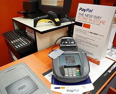 PayPal - plati cu telefonul mobil
