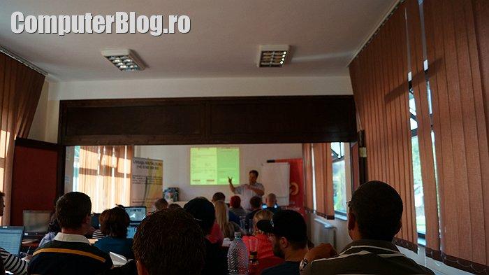 Liviu Taloi - scoala de vara GPEC 2012