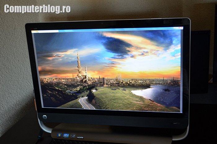 HP Omni 27-1080ea AIO