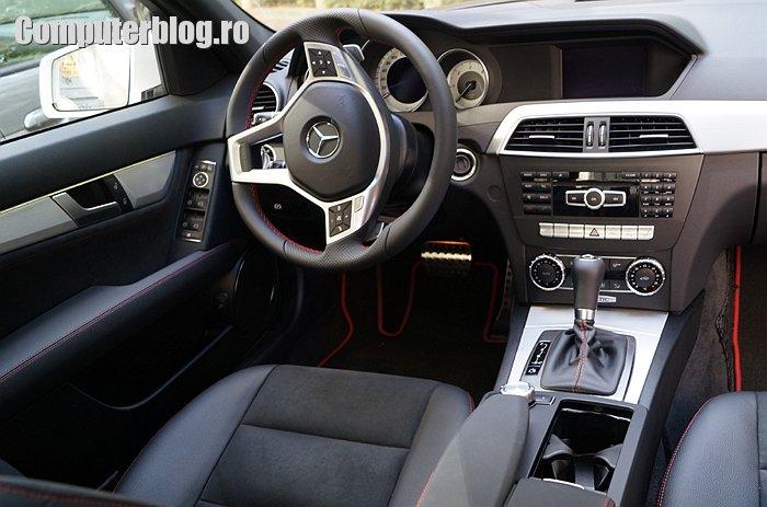 Mercedes Benz C250 CDI 4M BlueEfficiency - bordul