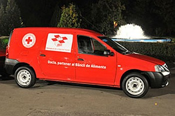 Dacia - Crucea Rosie