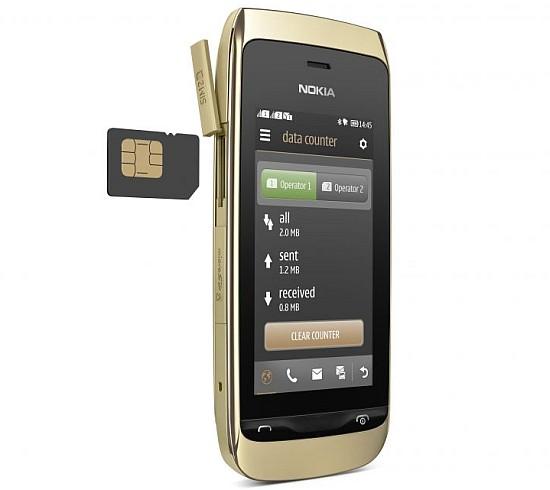 Nokia Asha Touch 308
