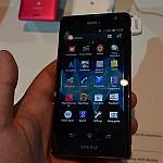 sony xperia t Vârful de gamă pentru Sony Xperia