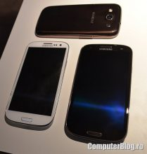 Samsung Galaxy S3 brown 0003