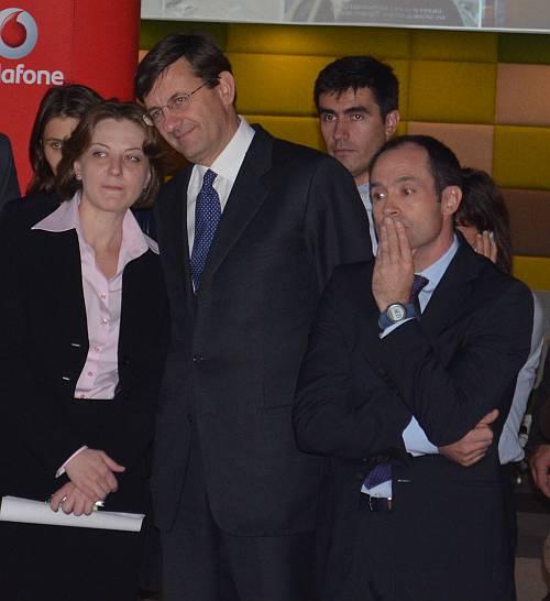 Vittorio Colao - Vodafone CEO