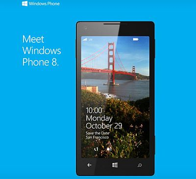 Windows Phone 8 - lansarea