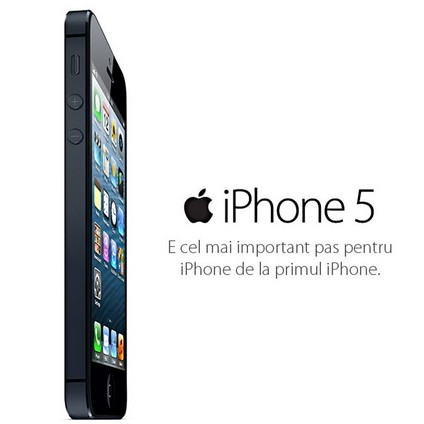iPhone 5 Cosmote