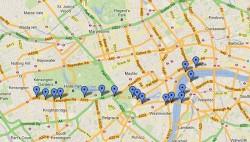 plimbare prin Londra