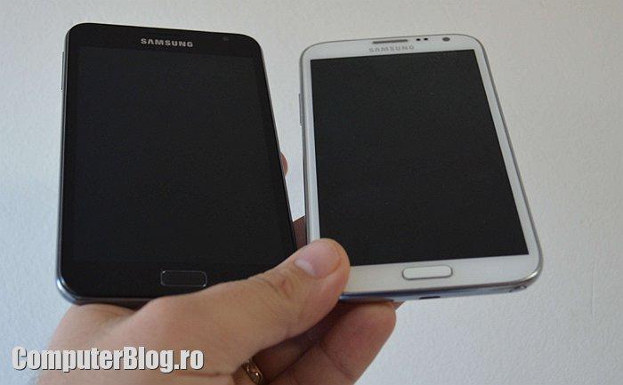 Galaxy Note 1 versus Galaxy Note 2