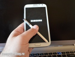 Samsung Galaxy Note II S Pen