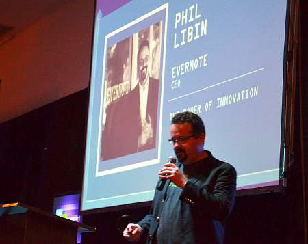 Phil Libin - Evernote