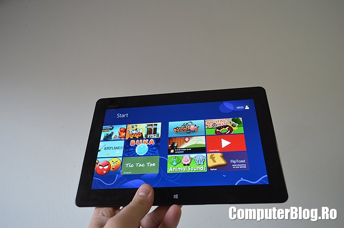 Asus Vivotab RT - Windows RT