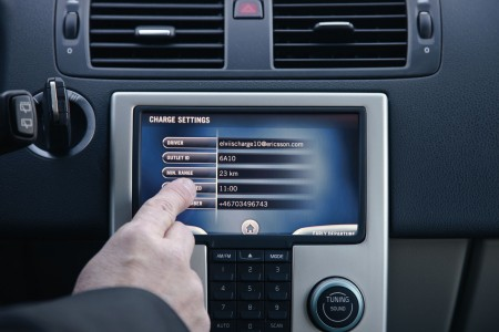Volvo & Ericsson Connected Car