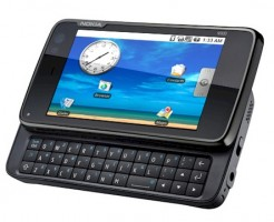 Nokia N900 Android