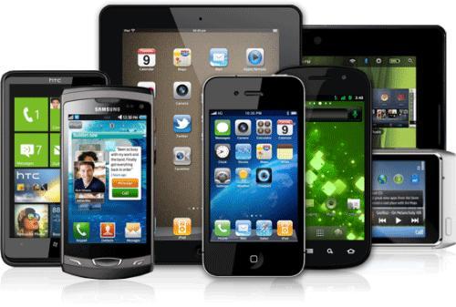 smartphone & tablete