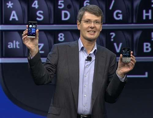 Heins - Blackberry Z10 si Q10 - Blackberry 10