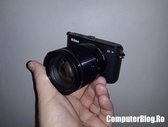 Nikon 1 J3 hands on