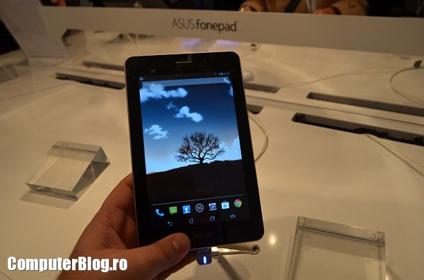 Asus Fonepad - hands on