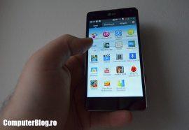 LG Optimus G 0017
