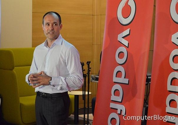 Inaki Berroeta - Vodafone