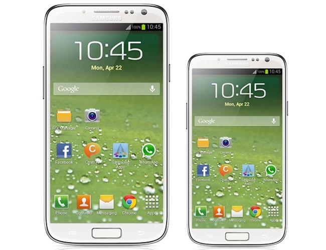 Galaxy S4 & S4 mini