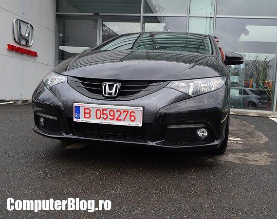 Honda Civic 5D - 1.8 disesel i-DTEC