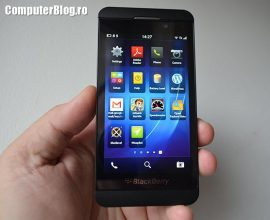 Blackberry Z10 0021