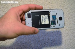 Samsung Galaxy S 4 - sub capac