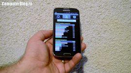 Samsung Galaxy S 4 - benchmark