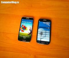 Samsung Galaxy S 4 versus Samsung Galaxy SIII
