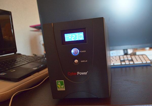 Cyber Power Value 2200E