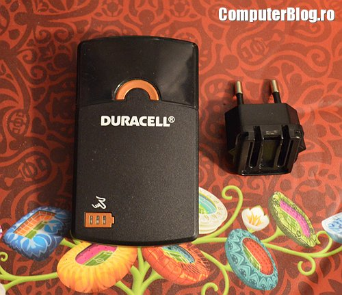 Duracell USB