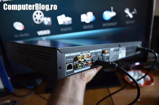 Asus BDS700 - conectivitate