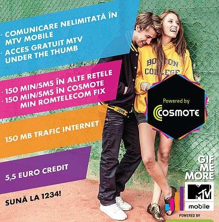 Cosmote MTV