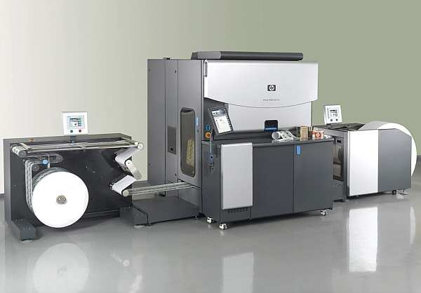 HP Indigo WS6000 Digital Presses