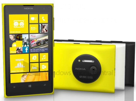 Nokia Lumia 1020 Pureview