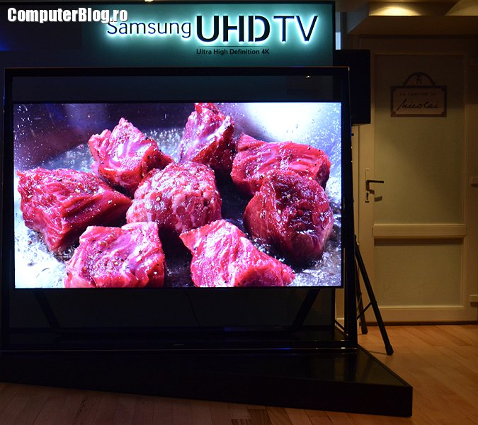 Smart TV Samsung UDH