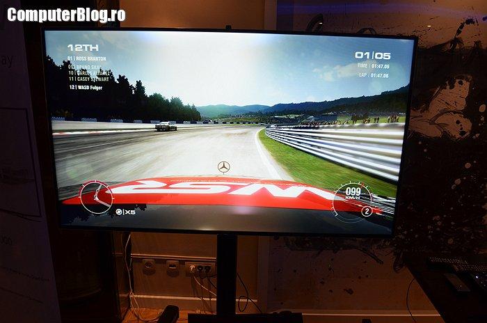 Samsung UHD - jocuri video