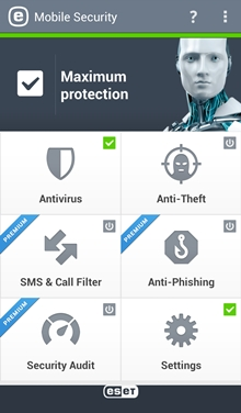 Eset Mobile Security - Android