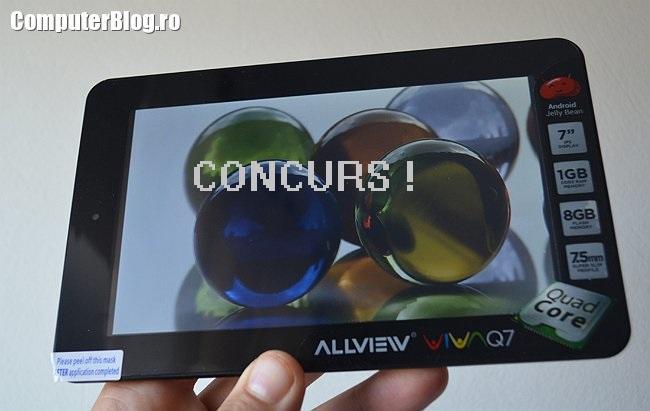concurs Allview Viva Q7