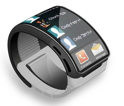 Samsung Smart Watch curbat