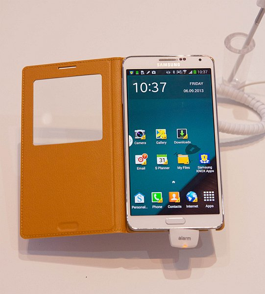 Samsung Galaxy Note 3 @ IFA Berlin