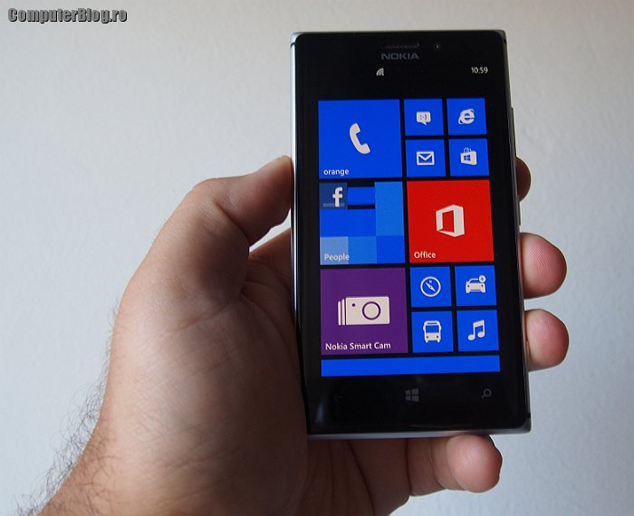 Nokia Lumia 925 - Windows Phone 8