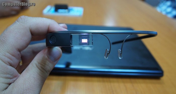 Google Glass in Romania