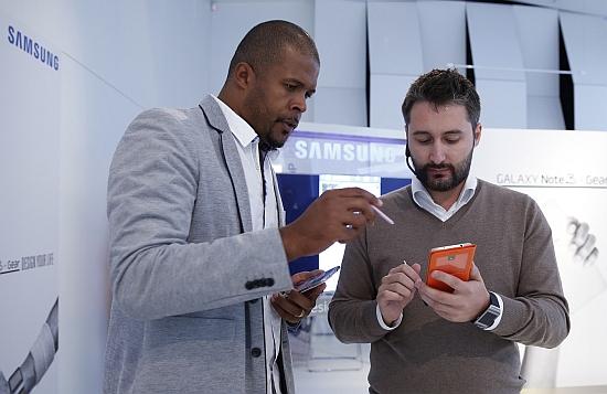 Samsung Galaxy Note 3 in Romania