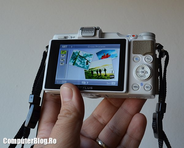 Olympus XZ-2 filtre creative